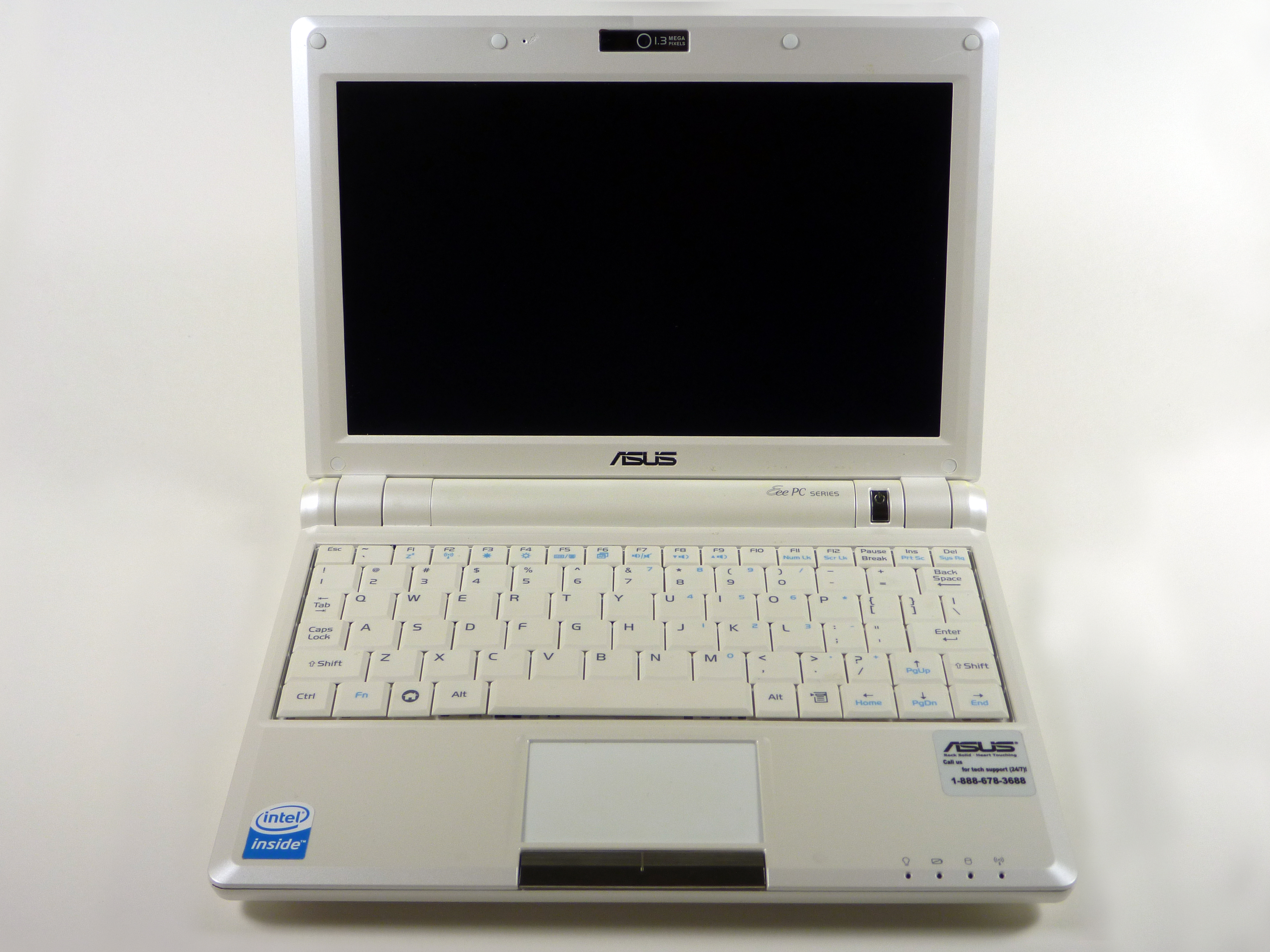 Asus Eee PC 900 LCD Display Screen Replacement