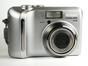 Nikon COOLPIX P2 Repair