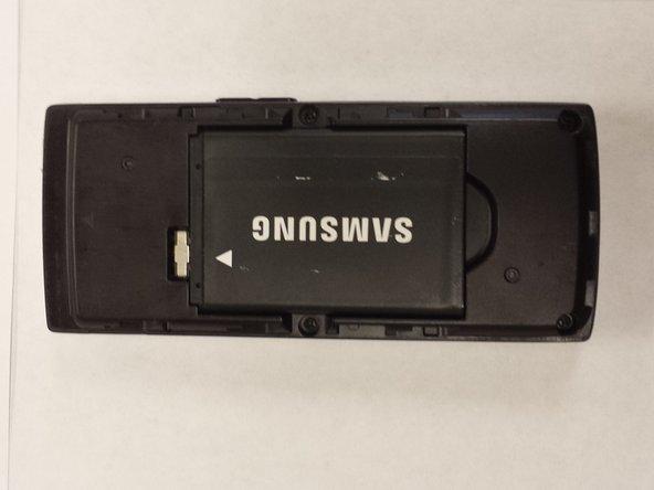 Samsung Spex - R210 Battery Replacement