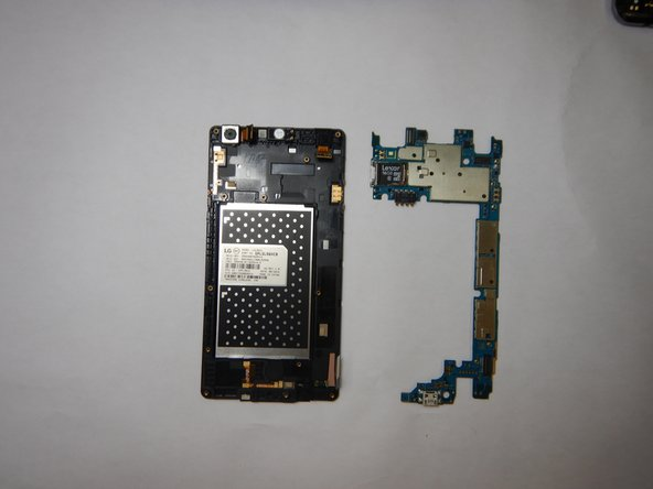 LG X Style Motherboard Replacement