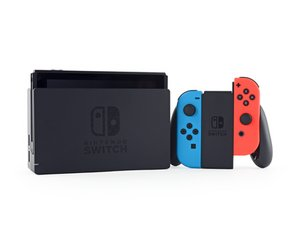 Reparo de Nintendo Switch