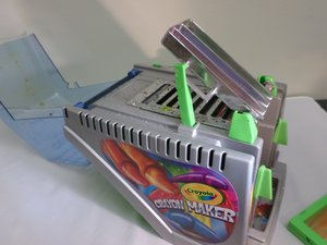 Crayola Crayon Maker Repair