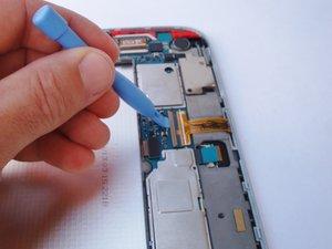 Vitre tactile et écran LCD