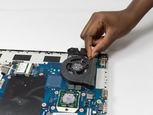Samsung NP305E5A-A03US Fan Replacement