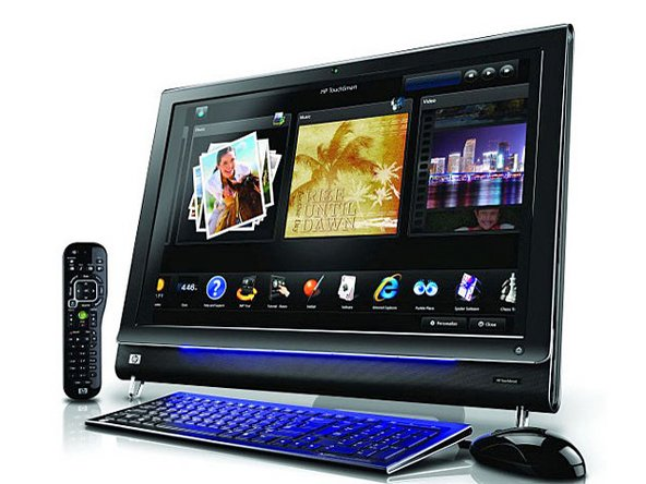 hp touchsmart 600 repair ifixit rh ifixit com hp touchsmart 600 instruction manual HP TouchSmart 600 1050 Desktop