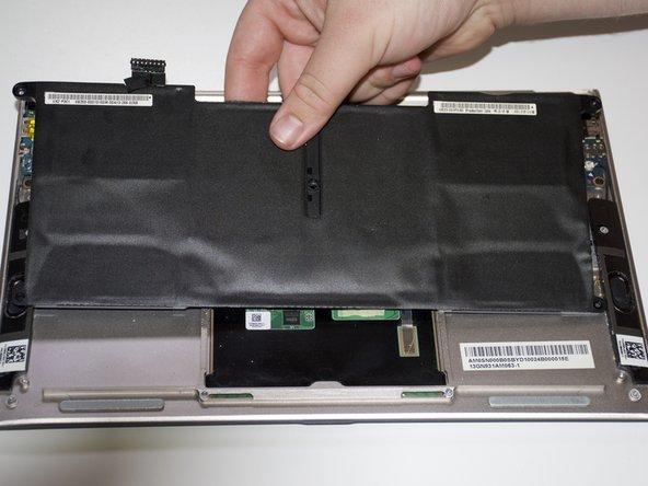 Asus Zenbook UX21e Battery Replacement - iFixit Repair Guide