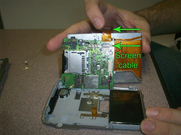 Remove the face plate and set aside. This will leave the core of the device in front of you.