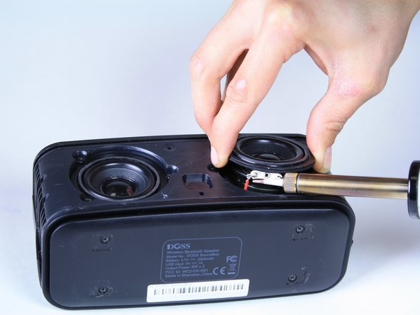 DOSS SoundBox Speaker  Replacement