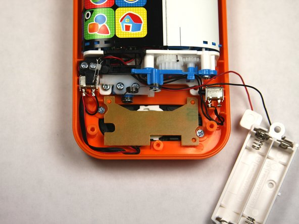 Repairing VTech Touch and Swipe Baby Phone Battery Pack