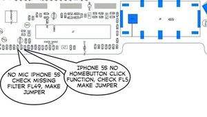 iphone 5s microphone not working solved non functioning home button amp microphone iphone 5239