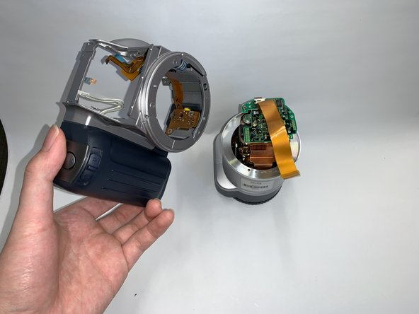 Sony Mavica MVC-CD1000 len Replacement