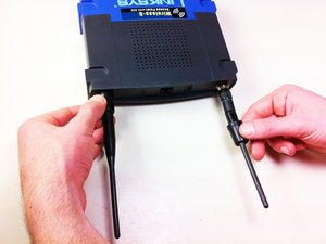 Linksys WAP54g Antennas Replacement