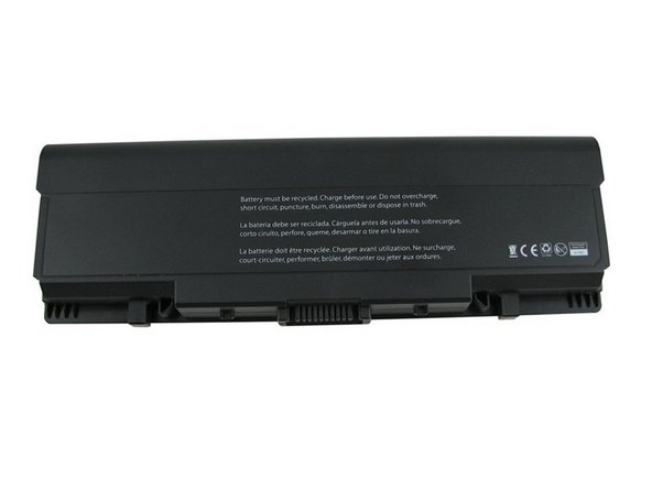 Dell Inspiron 1521 Battery Replacement