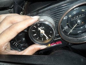 Cluster Clock