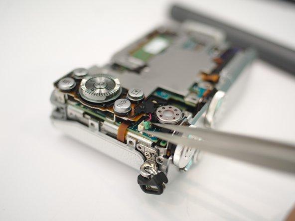 Nikon 1 J5 Keypad Replacement