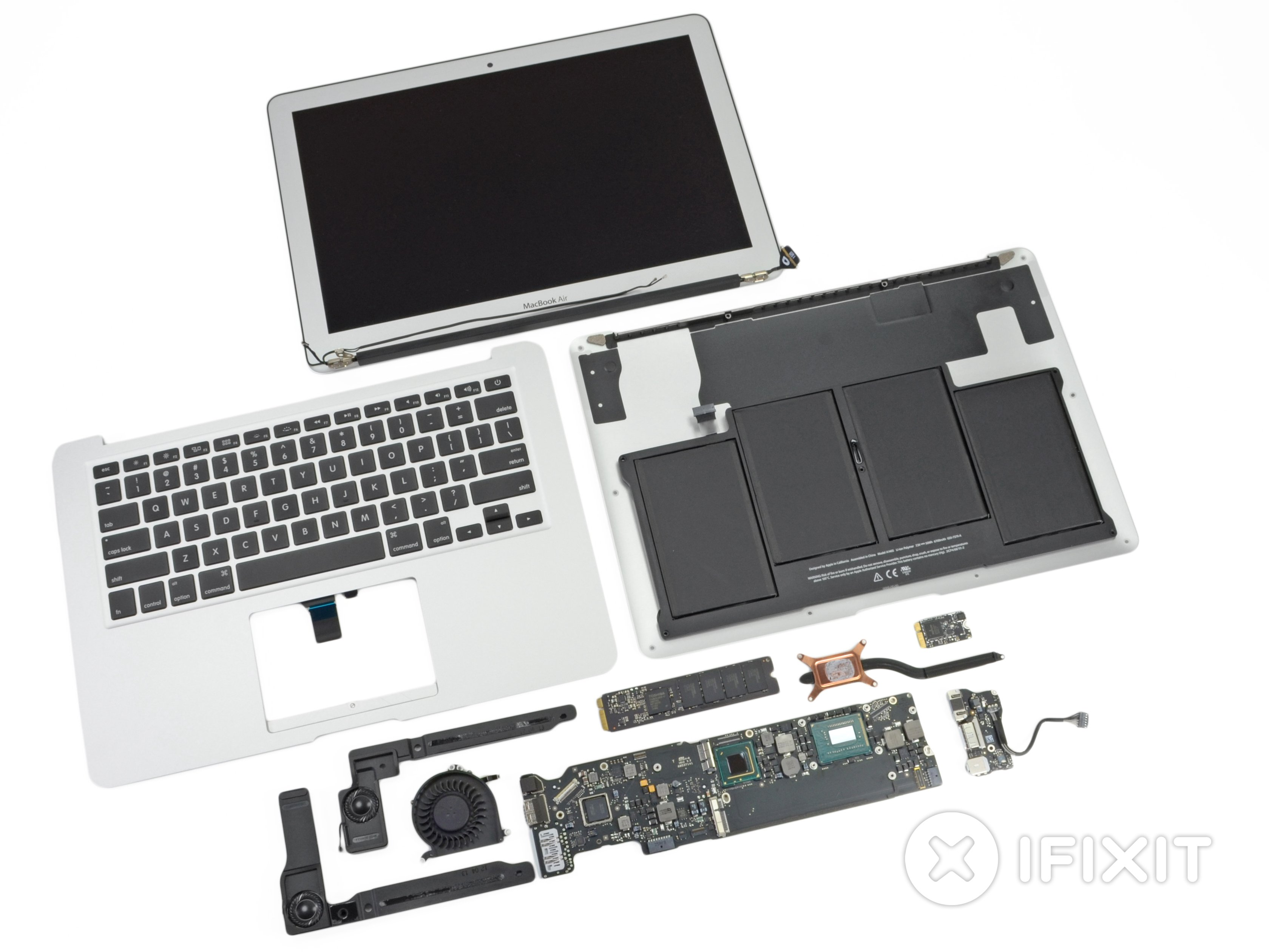 "Apple Macbook Air 11/"" Complete Screwset for A1465 2012"
