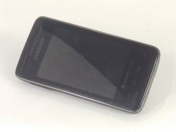 Samsung Galaxy Prevail Rear Speaker Replacement