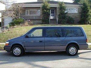 1991-1995 Dodge Caravan