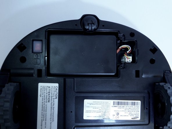 Samsung POWERbot R7070 Battery Replacement