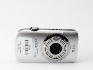 Canon PowerShot SD960 IS Repair