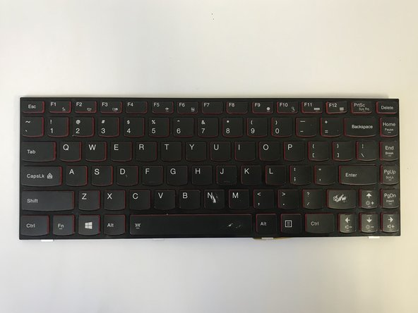 Lenovo IdeaPad Y410p Keyboard Replacement