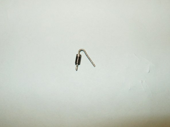 Here is the removed diode. Description on the diode reads LT526 IN4007.