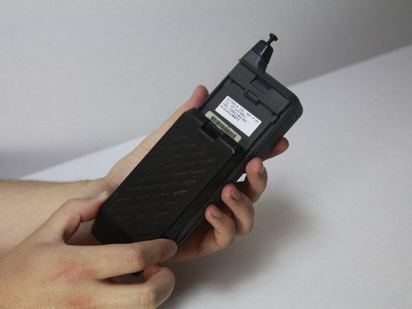 Remplacement de la batterie du Motorola California