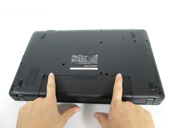 Dell Inspiron N5030 Battery Replacement