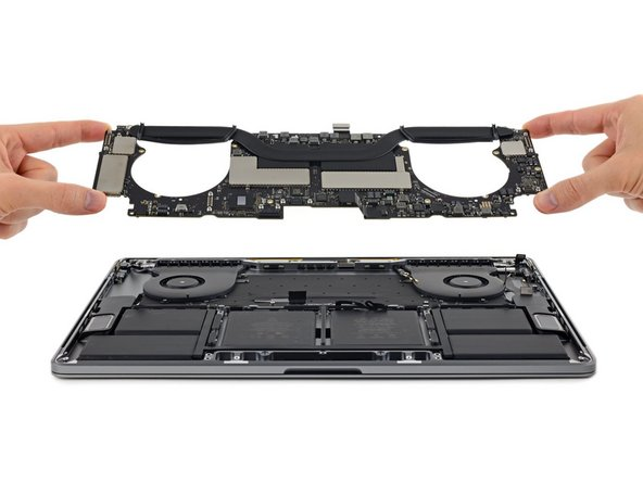 "MacBook Pro 15"" Touch Bar Late 2016 Logic Board Replacement"