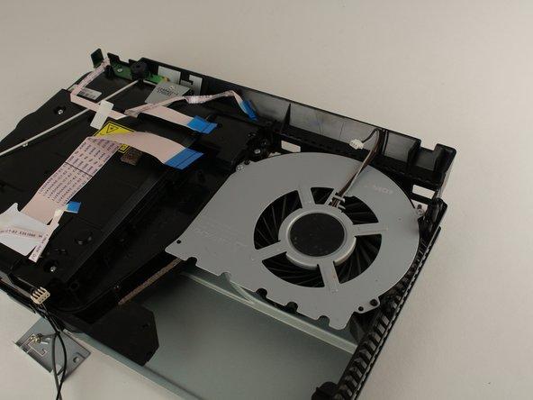 PlayStation 4 Slim Lüfter austauschen