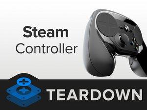 Zerlegung des Steam Controllers