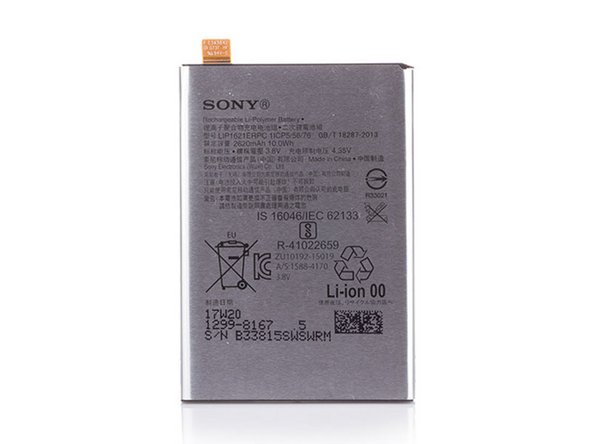 Original Battery for Sony Xperia L1 Main Image