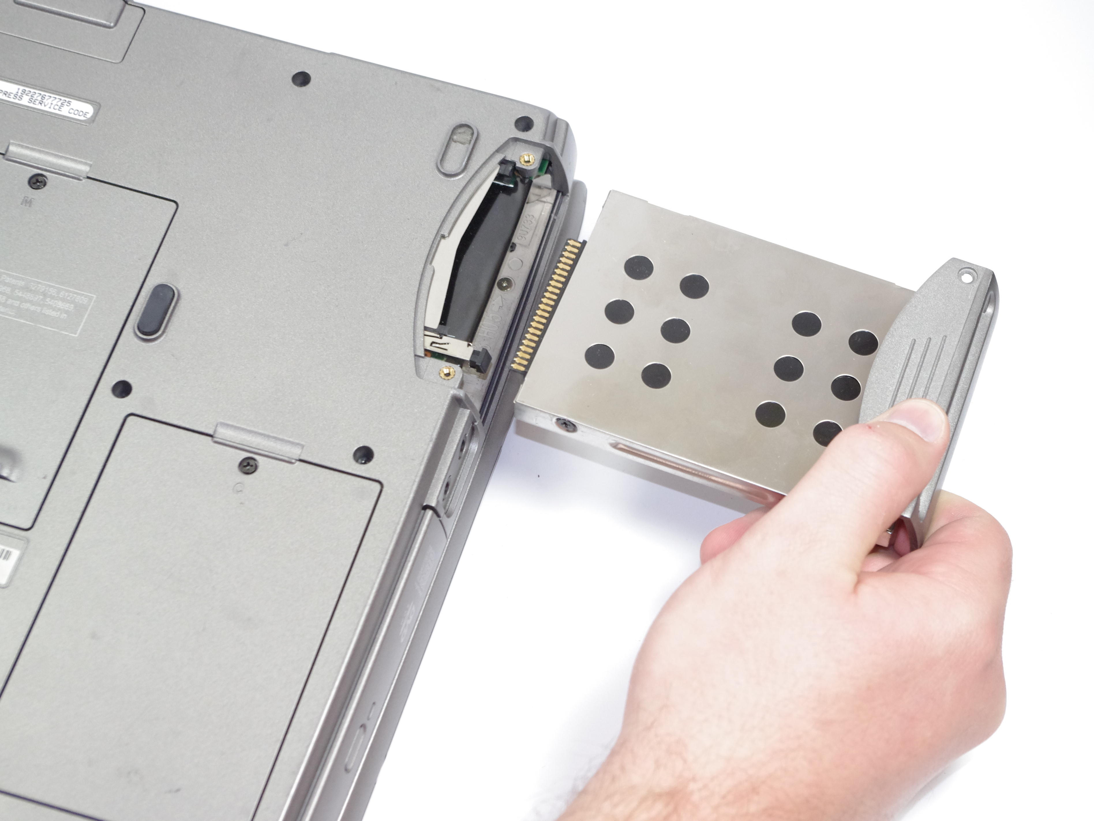 Hard Drive Replacement Instructions