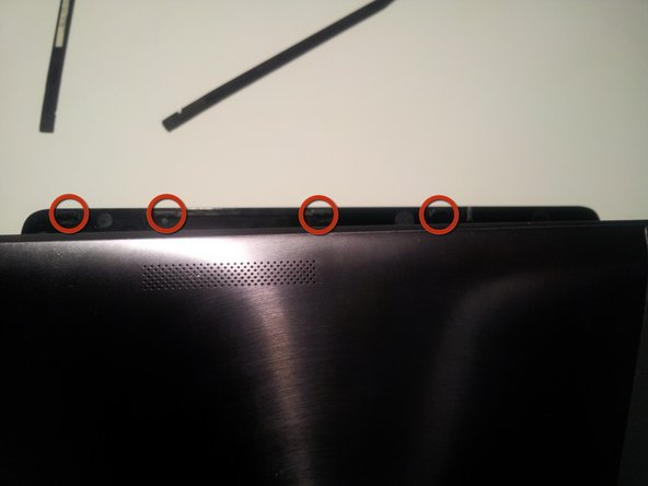 BE CAREFUL! These tabs are fairly fragile. I managed to break just about every one of them on my tablet :(
