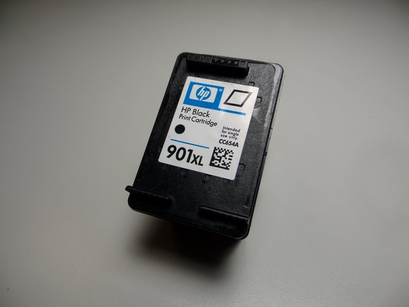 HP Officejet J4550 All-in-one Ink Cartridge Replacement