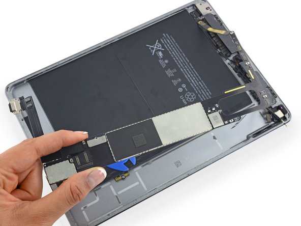 iPad Air 2 Wi-Fi Logic Board Replacement