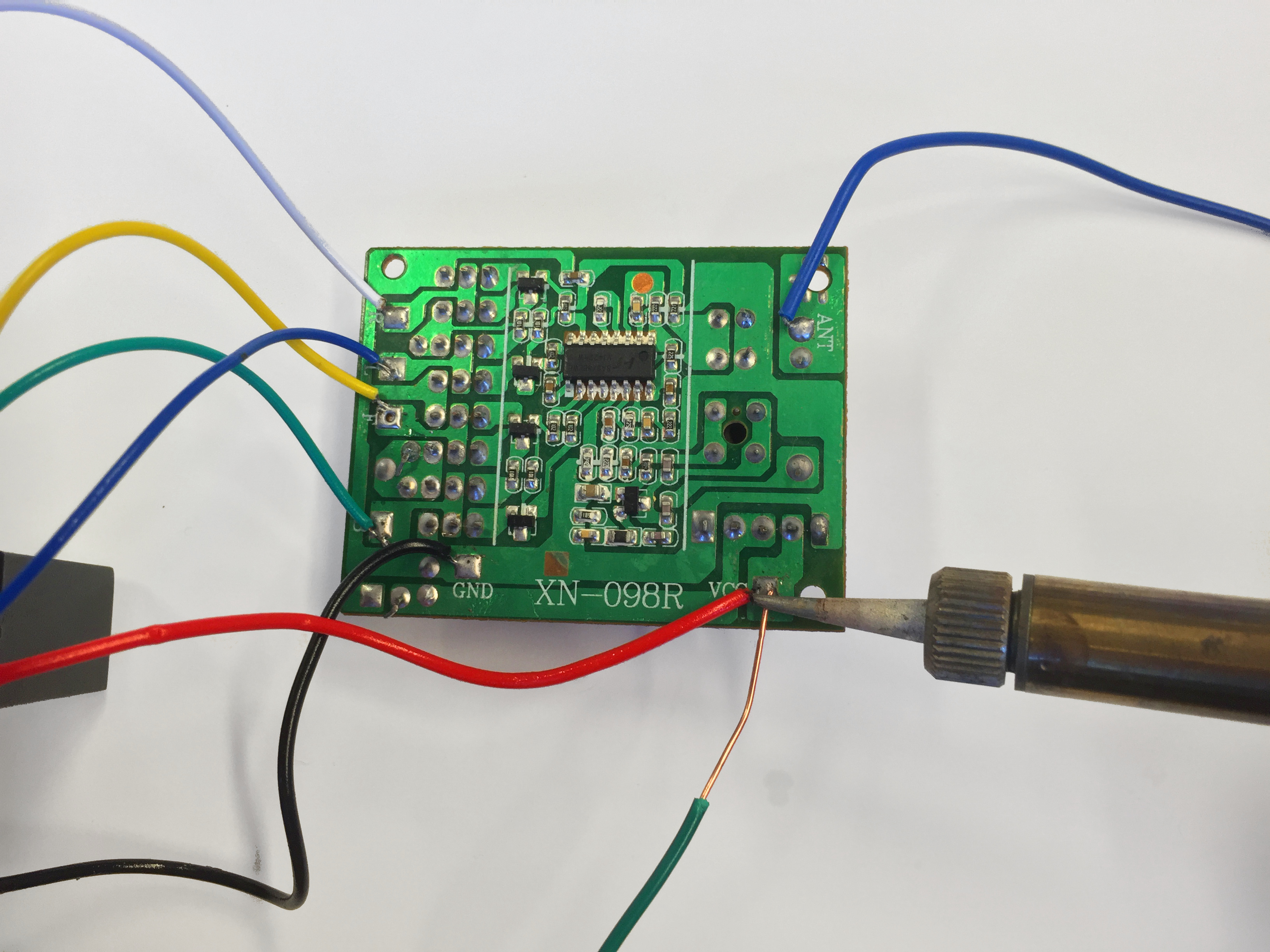 Rc Circuit Board Guide And Troubleshooting Of Wiring Diagram Receiver Pcb Quadcopter Spare Parts New Ebay Geardup Ford Mustang Gt Car Replacement Ifixit Rh Com Buy Online For Sale
