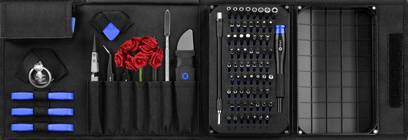 iFixit Valentine's Day repair tools