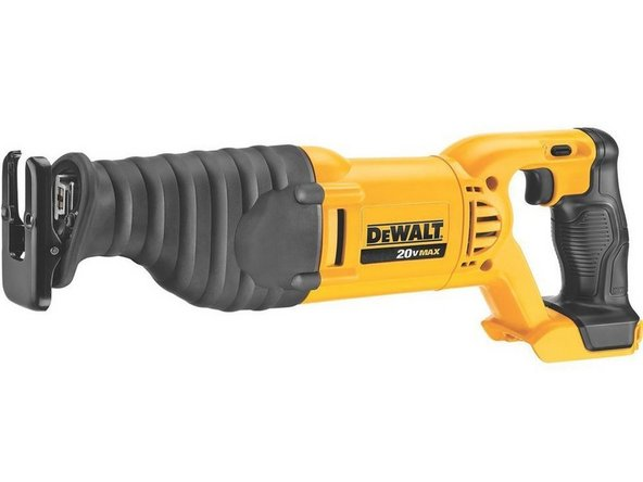 Dewalt Reciprocating Saw Sawblade Locking Mechanism ... on