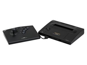 Réparation SNK Neo Geo AES
