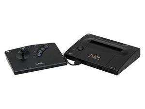 SNK Neo Geo AES Repair