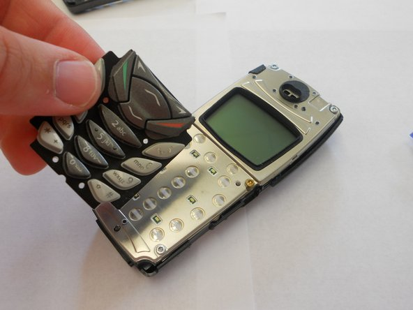 Nokia 8265 Keypad Replacement