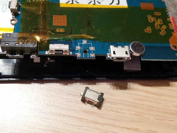 we will solder the dc jack on the main board.