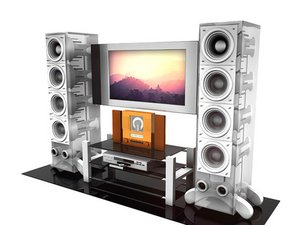 Home Theater and Compact Systems Repair