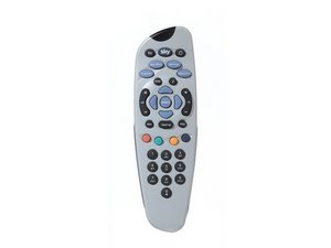 Sky TV Remote Repair