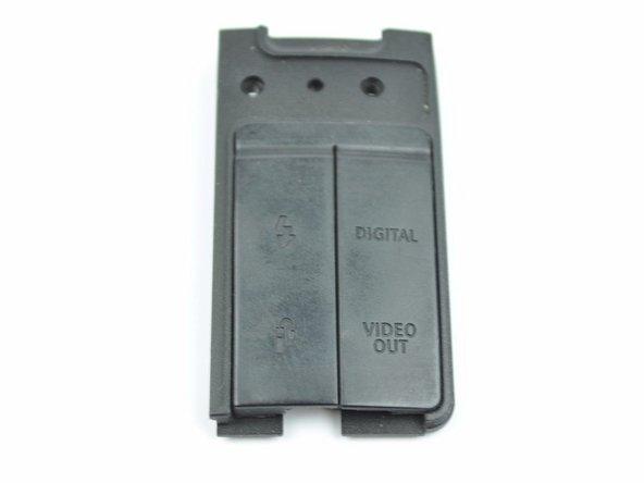 USB Rubber Cover Canon EOS 5D Mk1 Main Image