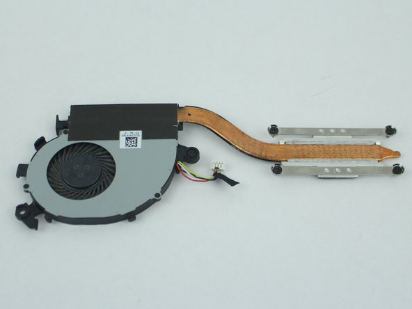 Acer Chromebook C720-2420 Fan Replacement