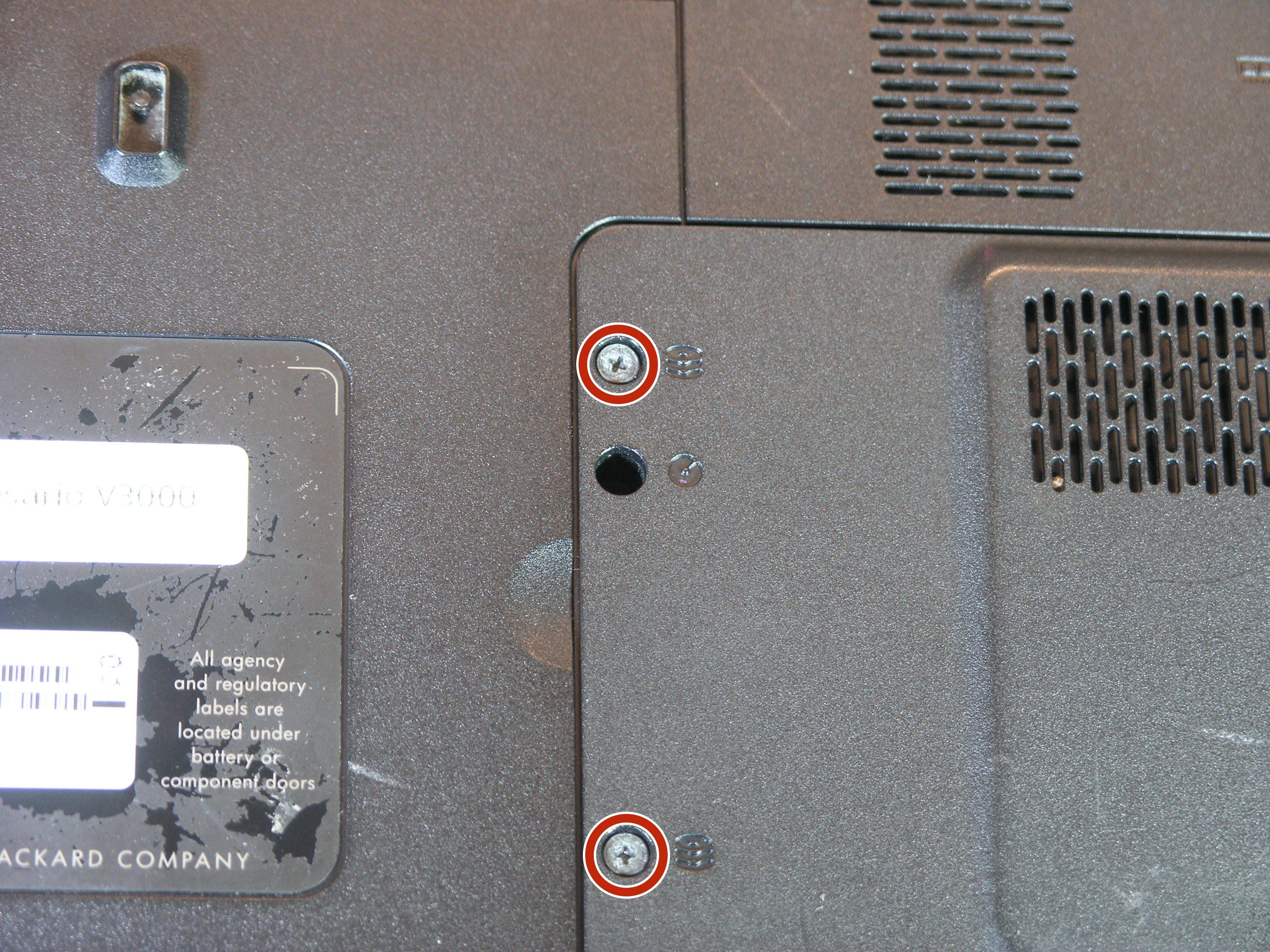HP Compaq Presario V3000 Repair - iFixit