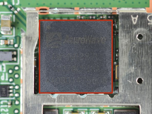 Image 2/3: Marvell DE3005-A1 System on Chip