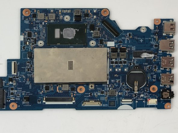 Acer Spin 5 SP513-51-57TP Motherboard Replacement